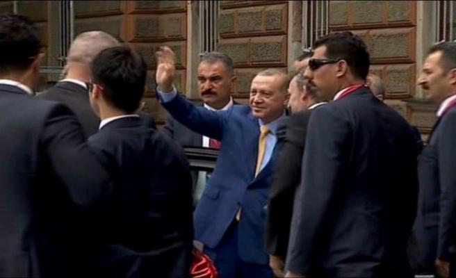 Erdoğan Bosna-Hersek'te