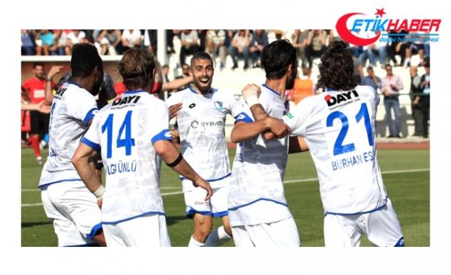 Erzurumspor, Deplasmanda Ümraniyespor ile 2-1 Yenerek Finale Yükseldi