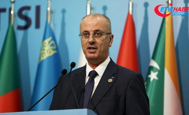 Filistin Başbakanı Rami el-Hamdallah: Kudüs Filistin Devleti'nin ebedi başkentidir