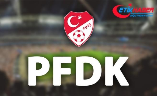 Galatasaray, Beşiktaş ve Başakşehir PFDK'ya sevk edildi