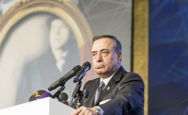 Galatasaray başkanı Mustafa Cengiz, listesini tanıttı