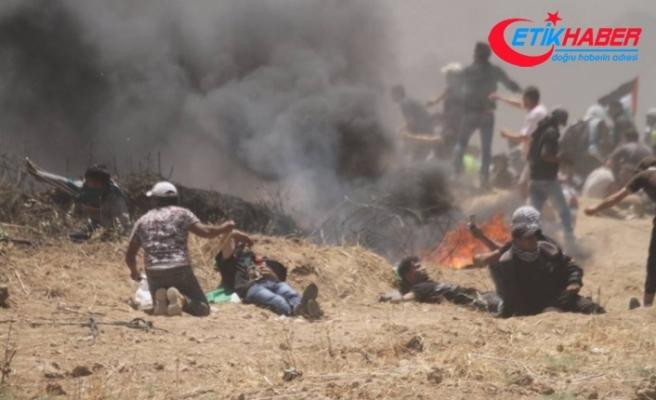 Gazze'de şehit sayısı 62 oldu