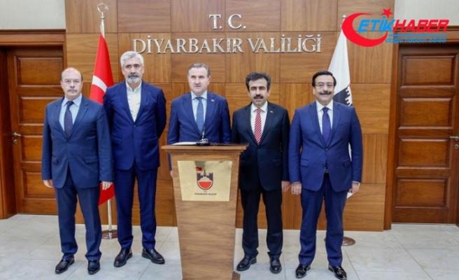 Gençlik ve Spor Bakanı Bak: Kupa finalinin Diyarbakır'da yapılması önemli bir adım