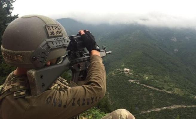 Giresun'da çatışma çıktı: 2 PKK'lı terörist öldürüldü