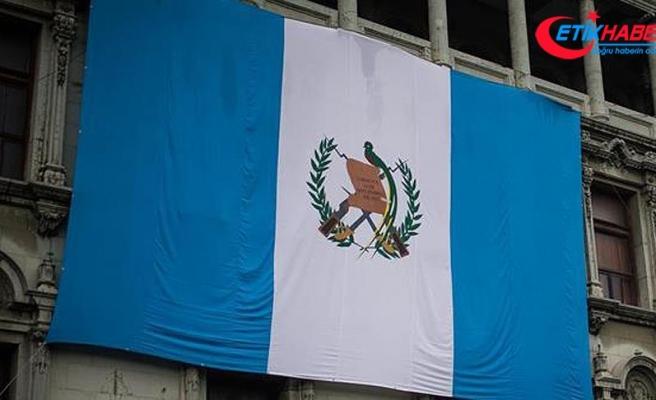 Guatemala'dan Kudüs adımı