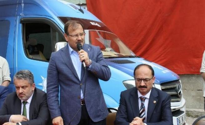 Hakan Çavuşoğlu: Yıllık 50-60 milyar doları enerjiye harcıyoruz