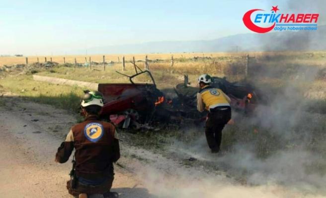 Hama'da mayın patlaması : 7 ölü