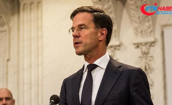 Hollanda Başbakanı Rutte'den Trump'a eleştiri