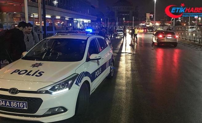 İstanbul'da 2 bin 400 polisle huzur uygulaması: 22 gözaltı