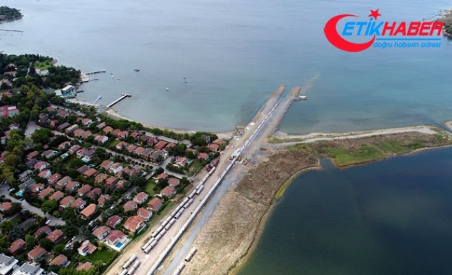 İBB Başkanı Uysal: İstanbul'daki atık suların yüzde 99'u arıtılıyor