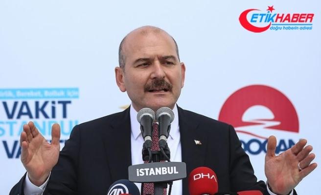 İçişleri Bakanı Soylu: 24 Haziran önemli bir adımın başlangıcı