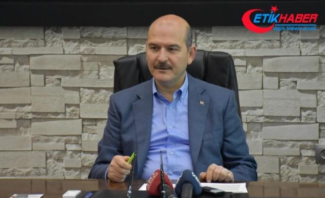 İçişleri Bakanı Soylu: Bu ülkenin kardeşliğine saldıranlar ne elde etti?