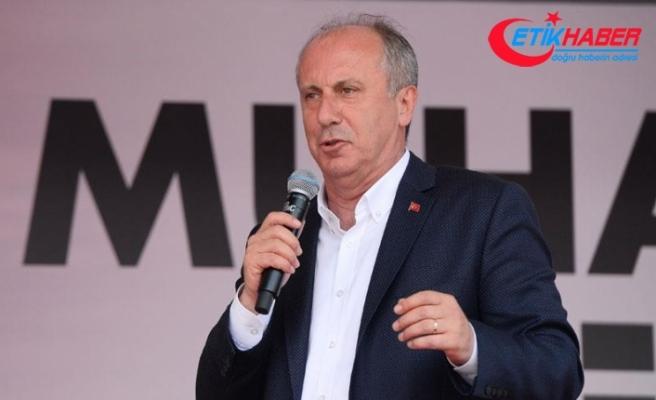 İnce: Siz marka oluşturacaksınız Türkiye kazanacak