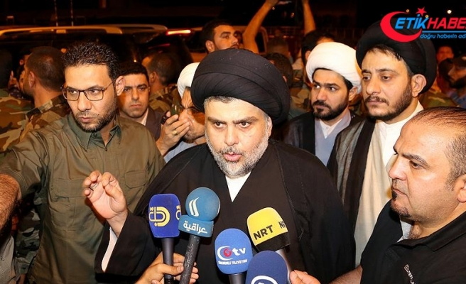 Irak'ta seçimin galibi Sadr'dan tüm kesimlere sıcak mesaj