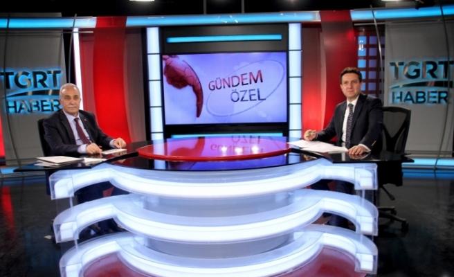 """""""İsrail'in kararı Türkiye'yi hiçbir zaman etkilemez"""""""