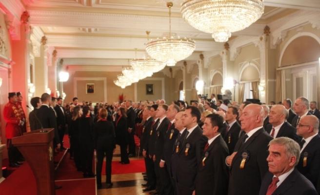Karadağ Cumhurbaşkanı Djukanovic yemin ederek göreve başladı
