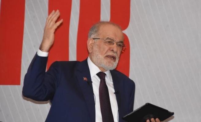 Karamollaoğlu: 15 Temmuz kalkışması ile mücadele edemediler