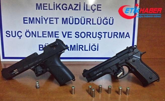 Kayseri'de aranan 1117 kişi yakalandı