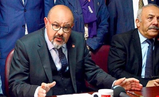 Kayseri'de CHP milletvekili adayı, adaylıktan çekildi