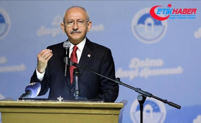 Kılıçdaroğlu: Bu ülkede zengin-fakir diye bir kavram olmamalı