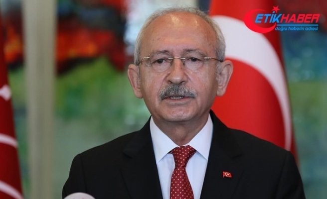 Kılıçdaroğlu: Gençlerimizle omuz omuza yeni bir Türkiye inşa etmenin tam zamanı