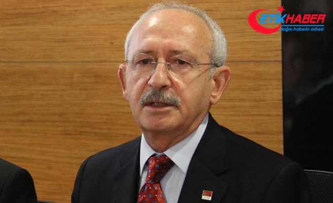 Kılıçdaroğlu: Medya çalışanlarının kesinlikle sendikalı olması lazım