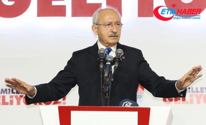 Kılıçdaroğlu: Türkiye katma değeri yüksek ürün üretmeye yönelmeli