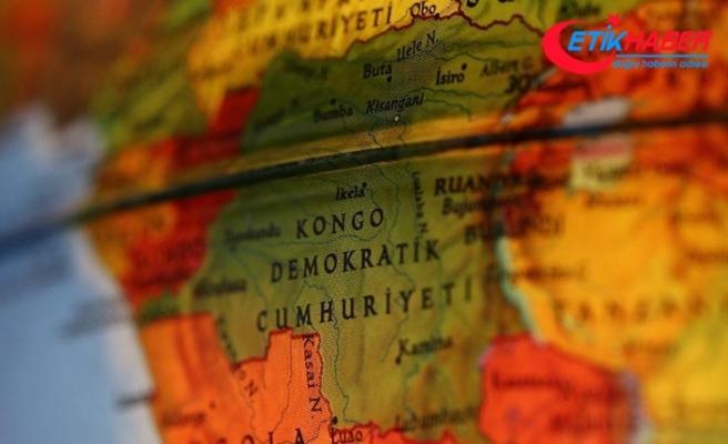 Kongo Demokratik Cumhuriyeti'nde tekne kazası: 50 ölü