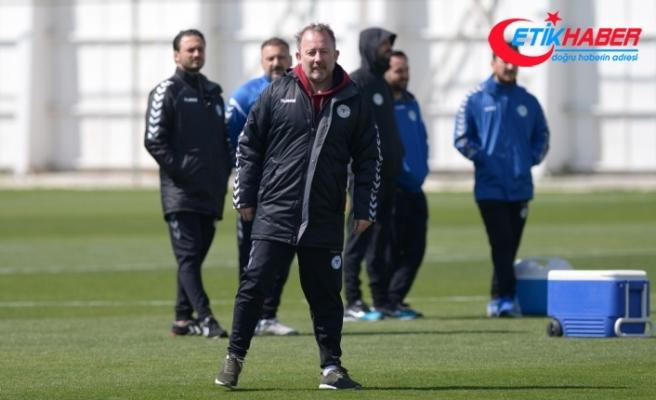 """""""Konyaspor'da çalışmak isterim"""""""