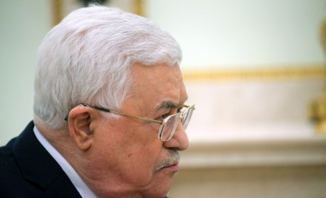 Mahmud Abbas hastaneye kaldırıldı