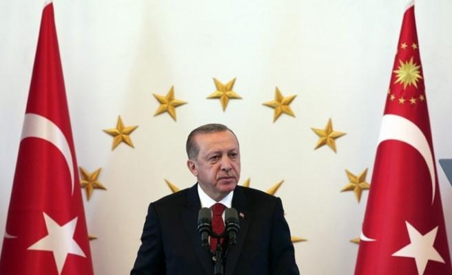 Erdoğan, Nazarbayev ile telefonda görüştü