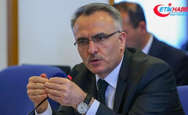 Maliye Bakanı Ağbal: Öğretmenlere ek ders ücretleri ödeniyor