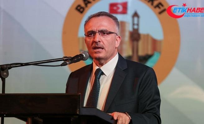 Maliye Bakanı Ağbal: Milletçe önümüzde büyük bir fırsat var
