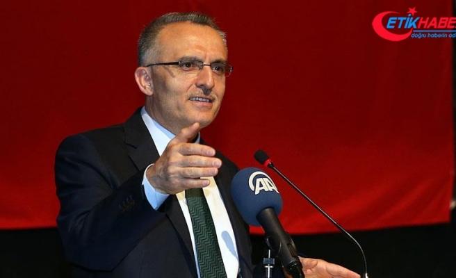 Maliye Bakanı Ağbal: Türkiye önümüzdeki yıllarda ön plana çıkacak 5 ülkeden birisi