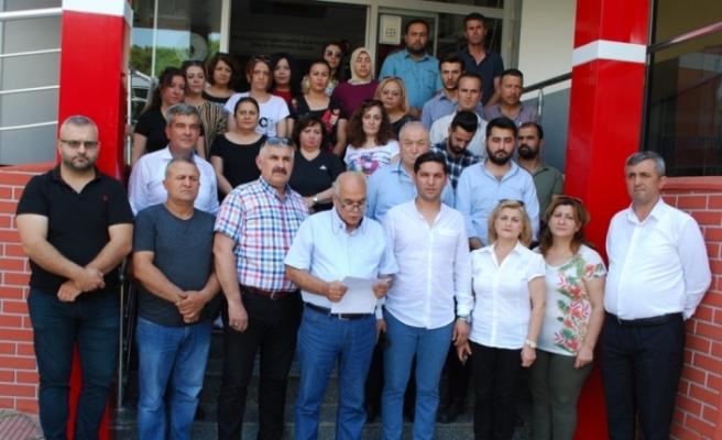 Manisa'da İYİ Parti'de 34 yönetici istifa etti
