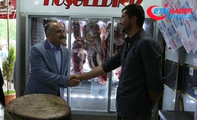 MHP'li Usta: Cumhur İttifakı'na karşı biz büyük ilgiyi görüyoruz