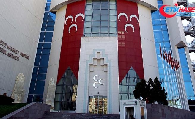 MHP'nin listesine 79 kadın aday girdi