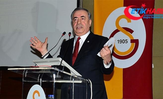 Galatasaray Kulübü Başkanı Cengiz: Taraftara layık olmaya çalışacağız