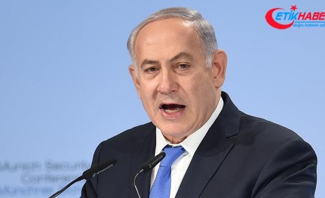 Netanyahu'dan 'Kudüs' açıklaması