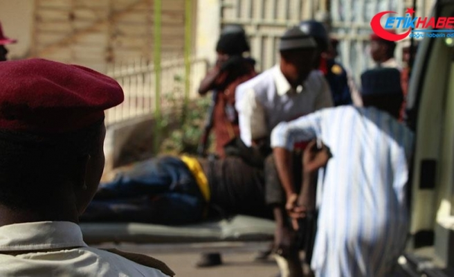 Nijerya'da silahlı saldırı: 11 ölü