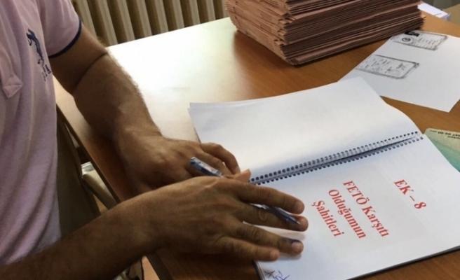 OHAL Komisyonu 17 bin başvurunun karara bağlandığını açıkladı