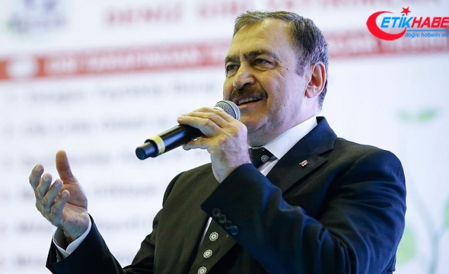 Orman ve Su İşleri Bakanı Veysel Eroğlu: Kudüs asla İsrail'in başkenti olmayacak
