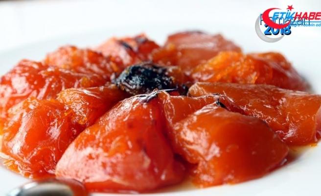 Ramazanın özeli Antalya kabak tatlısı