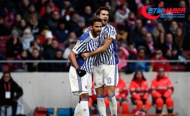 Real Sociedad'ın efsane oyuncusuna özel veda