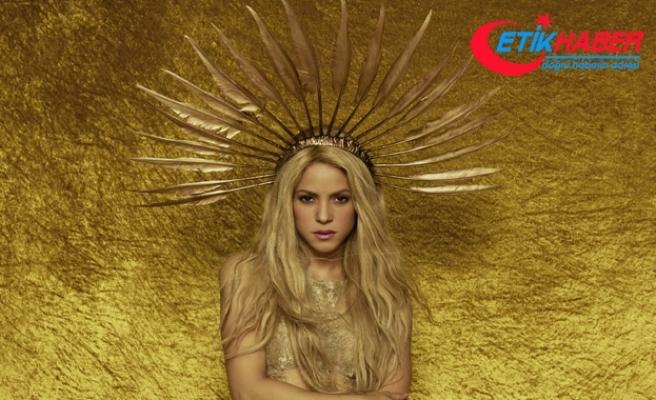 Shakira Gazze'deki zulme tepki için İsrail konserini iptal etti