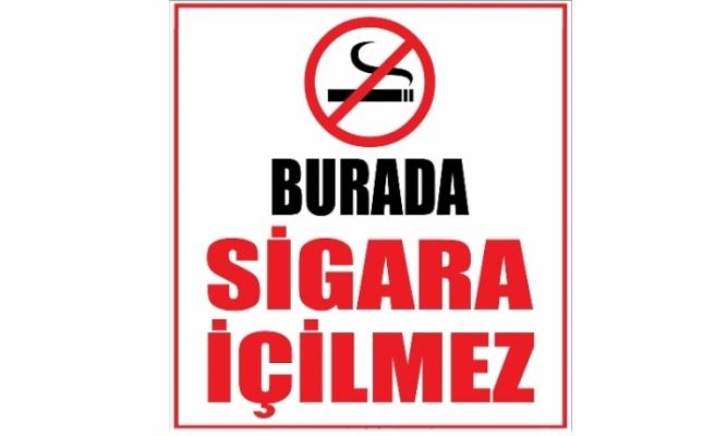 Sigara yasağına uymayanlara 240 milyon liranın üzerinde ceza kesildi