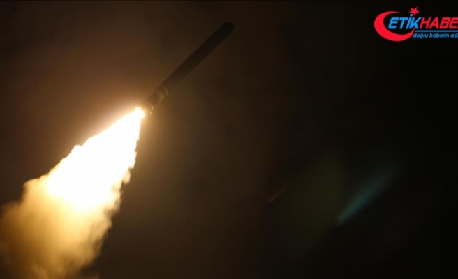 İsrail'den Suriye'nin üç farklı bölgesine füze saldırısı