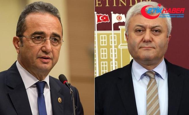 Tezcan ve Özkan'ın yumruklaştığı iddialarına yalanlama