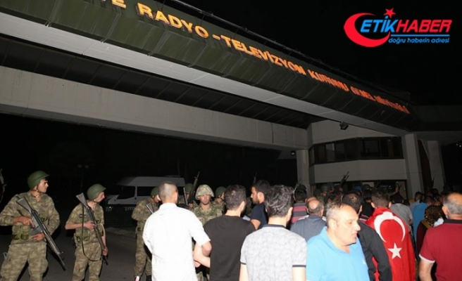 TRT'yi basan albaydan 'Tuzağa düşürüldüm' savunması