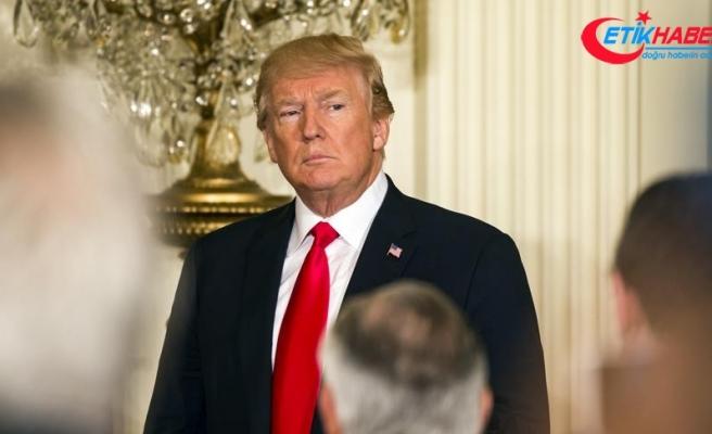 Trump'tan Çin ve AB'ye 'şımarık' nitelemesi